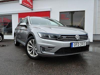begagnad VW Passat Variant GTE SC Plug-in Hybrid DSG