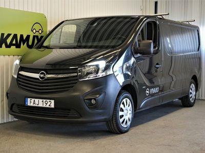 begagnad Opel Vivaro 1.6 CDTI Drag Navi L2H1 (120hk)