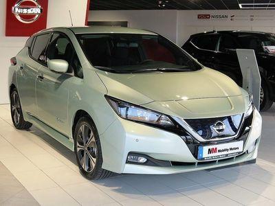 begagnad Nissan Leaf N-Connecta 40kWh Privatleasing