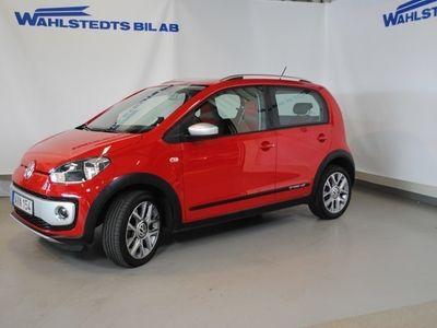 begagnad VW cross up! 1,0 UP