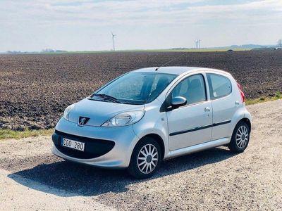 begagnad Peugeot 107 1.0 5dr NyBesiktigad 360kr Årsskatt
