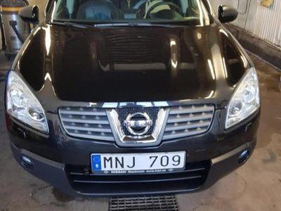 begagnad Nissan Qashqai 1.5