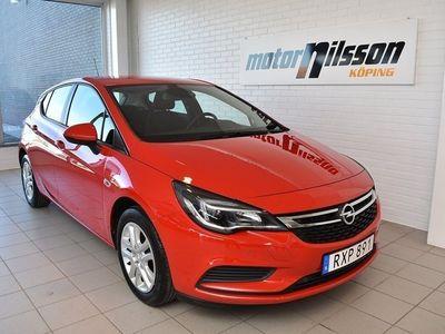 begagnad Opel Astra Enjoy Pluspaket 1.0T 105hk Låga mil/Billig skatt