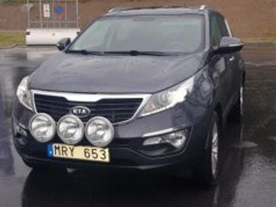 used Kia Sportage 1,7 CRDI EX -11