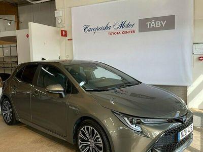 begagnad Toyota Corolla Hybrid 5D 1.8 Style, Vinterhjul, SPI