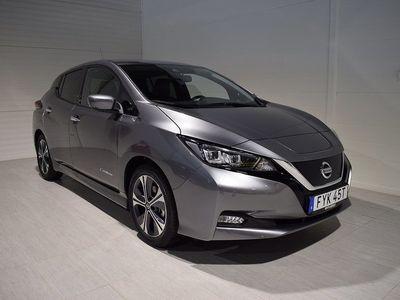 begagnad Nissan Leaf Tekna 40KWH Bose, Apple Carplay, -19