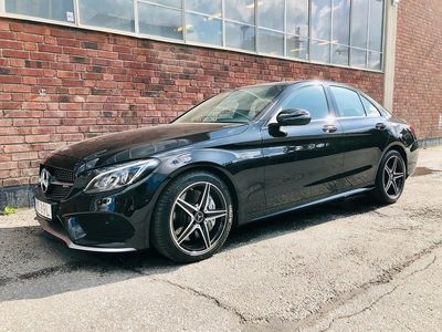 used Mercedes C43 AMG AMG 4-matic Blackline Aut 9vxl