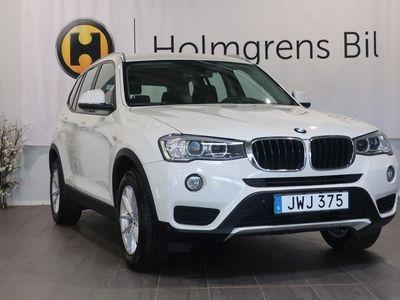 begagnad BMW X3 xDrive20d (190hk) Hud Nav Drag