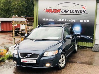 begagnad Volvo V50 2.0F (150HK) p-sensor/M+K-värme -10
