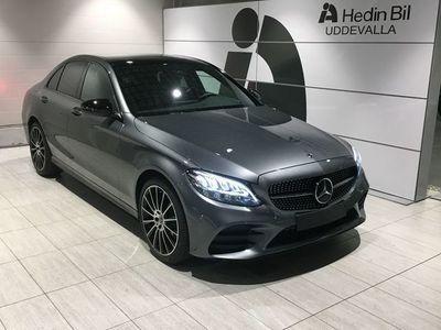 begagnad Mercedes 220 Csedan, SE Edition, Advantagepaket, AMG line, Vinterpaket