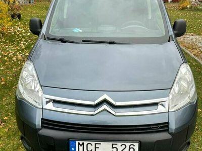 begagnad Citroën Berlingo Van 1.6 HDi