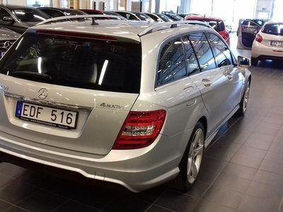 begagnad Mercedes C220 cdi 4-matic -14