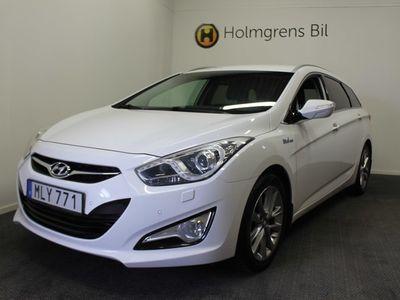 begagnad Hyundai i40 Ki 1.7 CRDi M6 Business