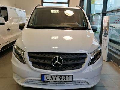 begagnad Mercedes Vito VITO 114 CDI SKÅP KOMPAKT