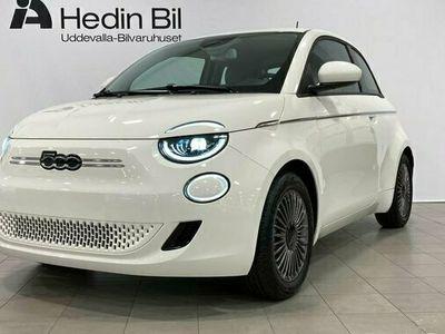 begagnad Fiat 500e Icon DEMO   VINTERHJUL   42kwh 320km räckvidd 2020, Halvkombi Pris 294 900 kr