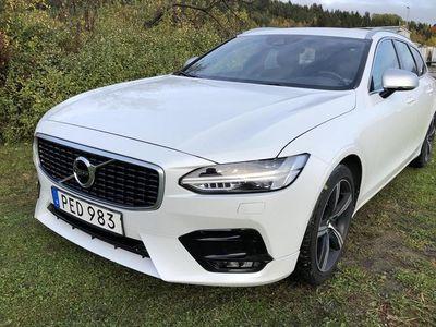 begagnad Volvo V90 D4 AWD