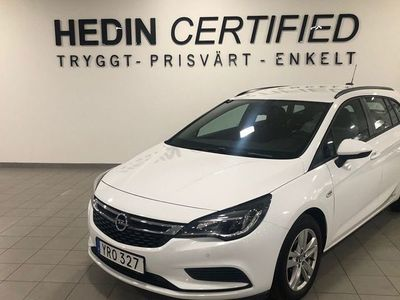 begagnad Opel Astra ENJOY SPORTS TOURER 1.4 TURBO ECOTECÉ 125 HK