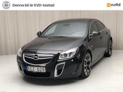 begagnad Opel Insignia OPC 2.8 5dr (325hk)