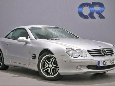 begagnad Mercedes 500 SL BenzGPS H&K 2002, Cab Pris 179 900 kr