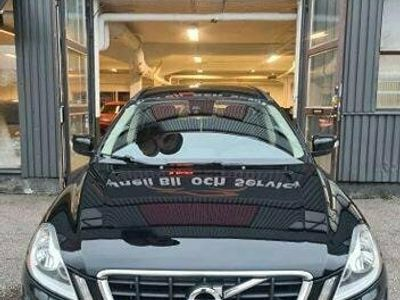 begagnad Volvo XC60 D3 AWD Geartronic Kinetic 163hk