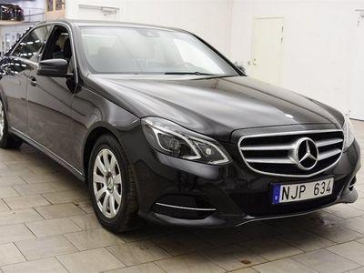 begagnad Mercedes E250 CDI 204hk AUT / NAVI