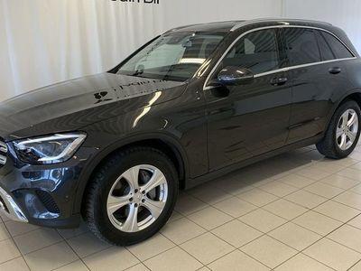 begagnad Mercedes 200 GLCD 4MATIC SUV *VÄRMARE*DRAGKROK*