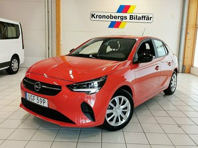 begagnad Opel Corsa Edition 1.2 75hk