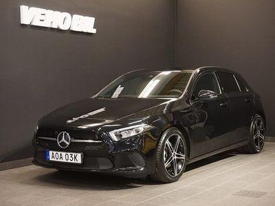 begagnad Mercedes A180 Progressive-Night Backkam