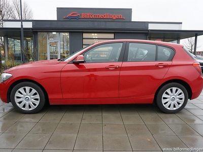 begagnad BMW 120 d 5dr, F20 184hk Business Aut Navi