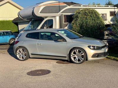 begagnad VW Scirocco 2.0 Sport, Style