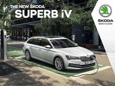 begagnad Skoda Superb iV PHEV Nu Beställningsbar -20