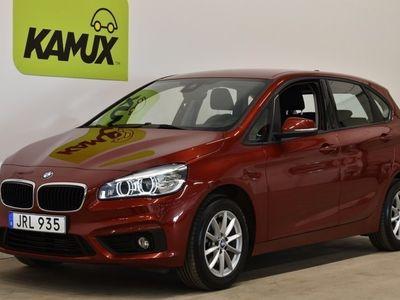 gebraucht BMW 218 Active Tourer i Advantage 136hk