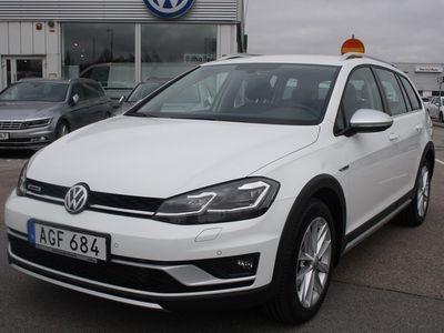 begagnad VW Golf Alltrack Sportscombi SC TSI 180 DSG6 684 mil 040 380290