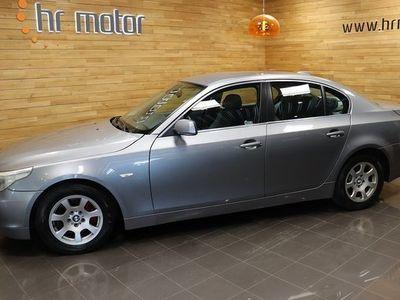 begagnad BMW 530 i Sedan Aut Drag Skinn 2005, Sedan 69 000 kr