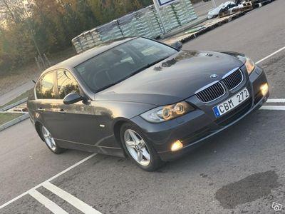 begagnad BMW 325 i Automat -07