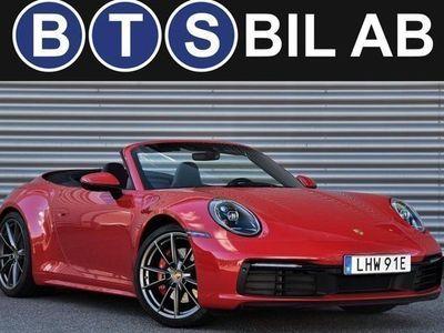 begagnad Porsche 911 Carrera Cabriolet 992 4S 911 2020, Cab 1 450 000 kr