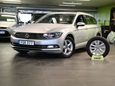 begagnad VW Passat SC 2.0 TDI BlueMotion 4Motion Manuell, 150hk,