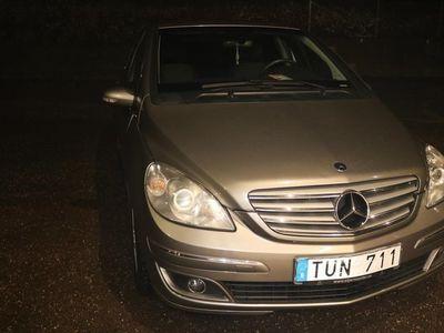 begagnad Mercedes B180 CDI