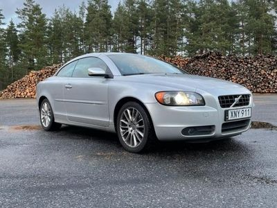 begagnad Volvo C70 M +