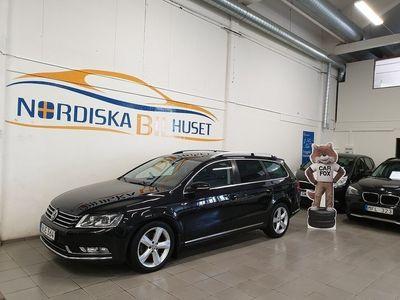 begagnad VW Passat Variant 1.4 TSI- DSG-Panorama-Premium, Sport 160hk-räntefritt