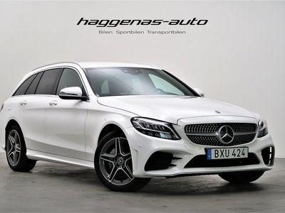 begagnad Mercedes C220 d 4MATIC / 9G-Tronic / AMG