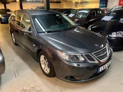 begagnad Saab 9-3 SportCombi 1.8t BioPower 175hk 0kr 0%