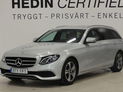 begagnad Mercedes 200 E-KlassAut Drag Navi Backkamera