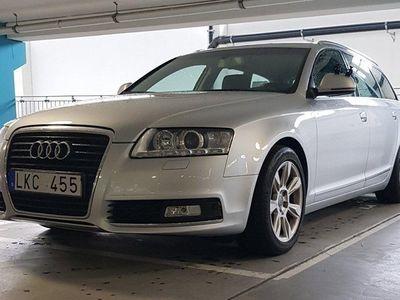 begagnad Audi A6 Avant 2.0 Tdie