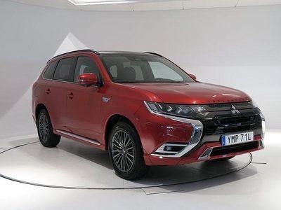 begagnad Mitsubishi Outlander P-HEV Business SE 2.4 Hy