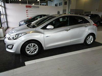 gebraucht Hyundai i30 1.6 CRDi 128hk Premium 3-Års Garanti