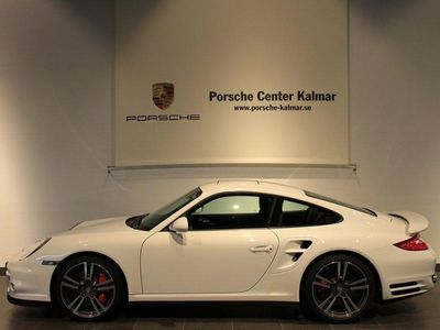 begagnad Porsche 997 Turbo Approved