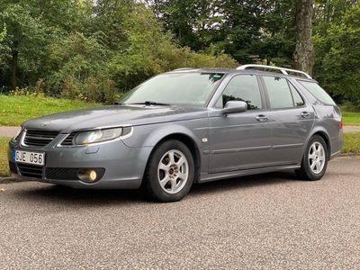begagnad Saab 9-5 SportCombi 1.9 TiD AUTOMATIK