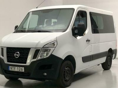 begagnad Nissan NV400 Minibuss 2.3 dCi Skåp (125hk)