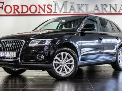 begagnad Audi Q5 2.0TDI SPORTS EDITION DRAG FRI HEMLEV